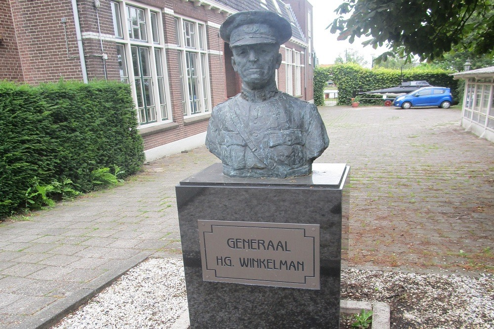 Memorial General H.G. Winkelman