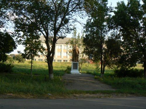 Mass Grave Soviet Soldiers Proletarske