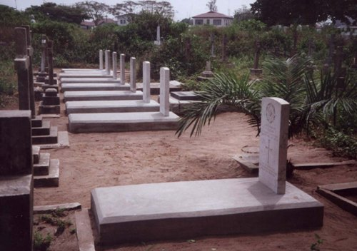 Commonwealth War Graves Ikoyi
