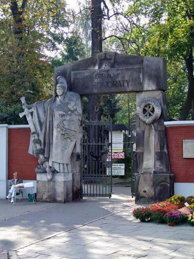 Powazki Cemetery Warsaw