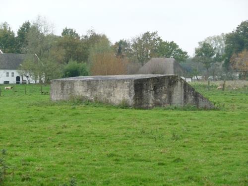 Group Shelter Type 1918/II Vechten