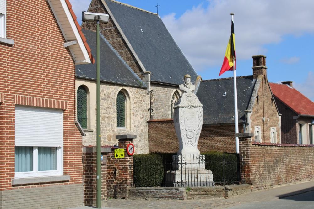 War Memorial Sint-Margriete-Houtem
