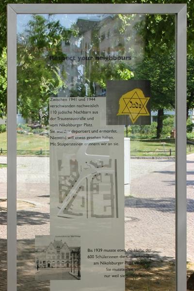 Monument Joodse Buren
