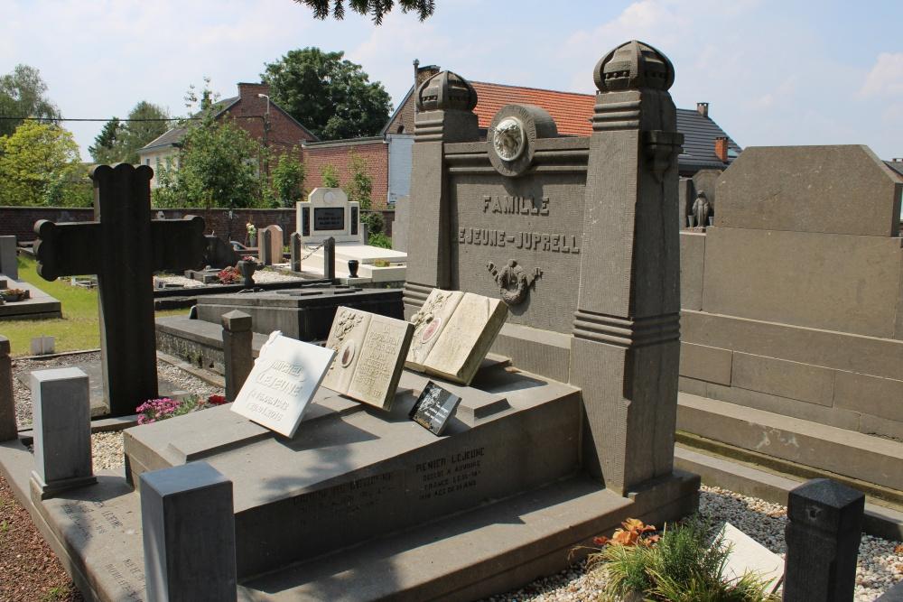 Belgian War Graves Hognoul