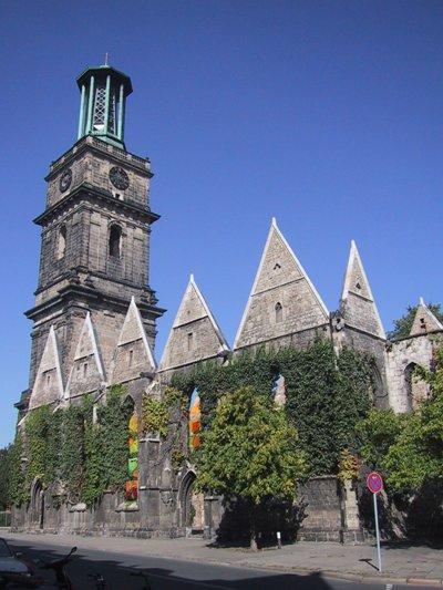 Aegidien-church Hannover