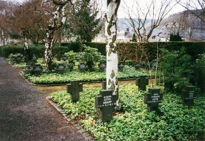 Duitse Oorlogsgraven Bad Neuenahr-Ahrweiler