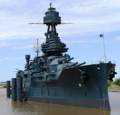 Museumship U.S.S. Texas (BB-35)