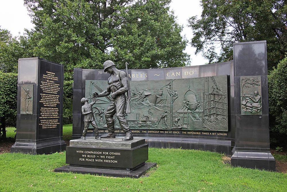 National Seabee Memorial Arlington