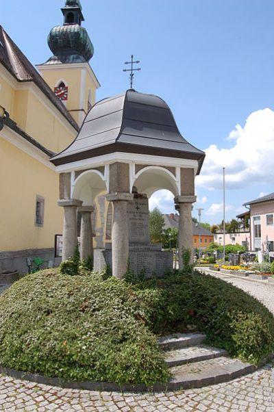 Oorlogsmonument Altenfelden