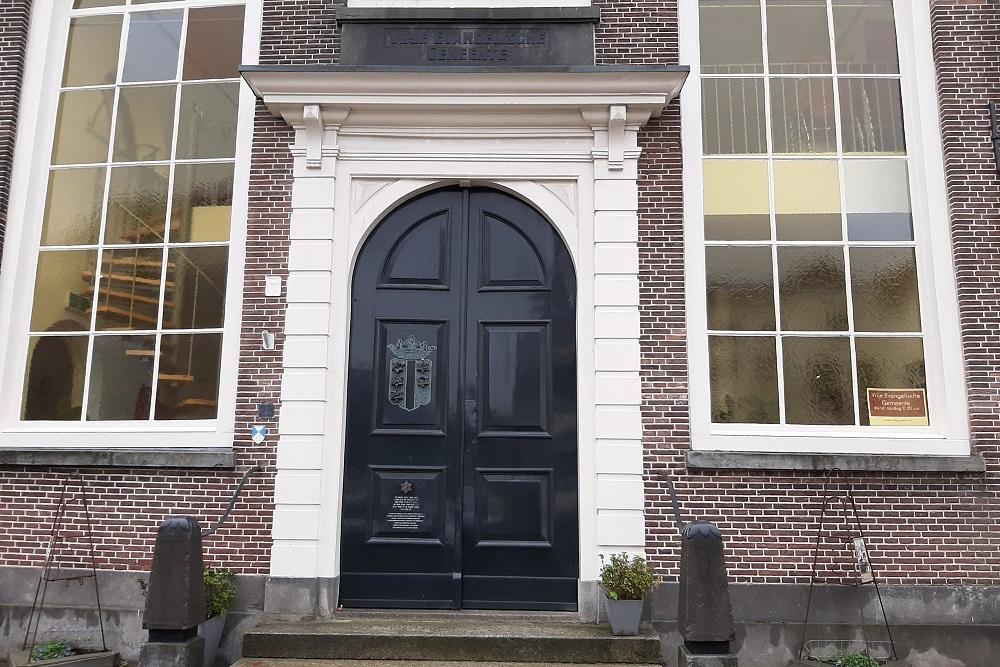 24-11: Historische gebouwen: dit is het verhaal achter de voormalige synagoge aan de Turfmarkt