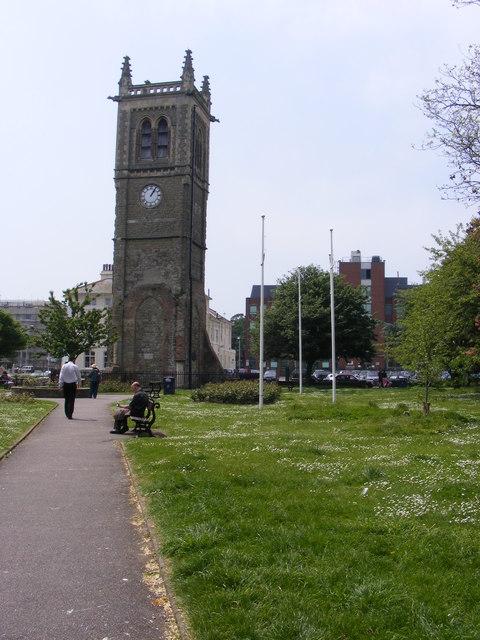 Clock Tower Christ Church
