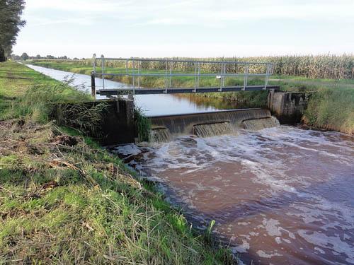Peel-Raamstelling - Weir Volkelseweg (Mill)