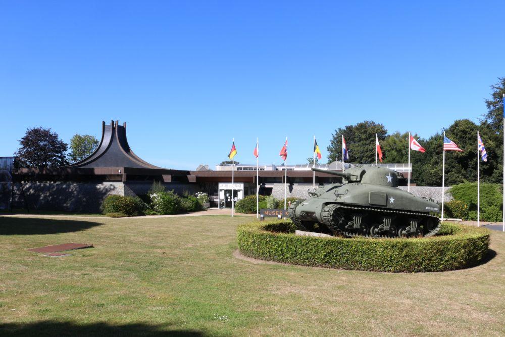 Musée-Mémorial de la Bataille de Normandie
