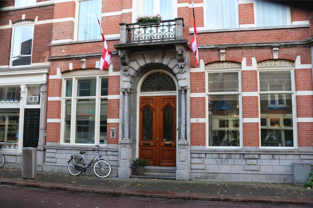 Voormalig Adres Landelijke Organisatie voor Hulp aan Onderduikers Den Bosch