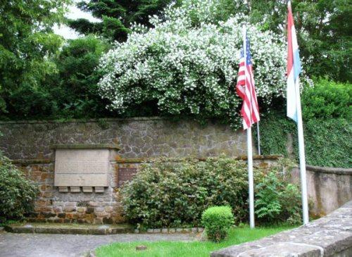Oorlogsmonument Haller