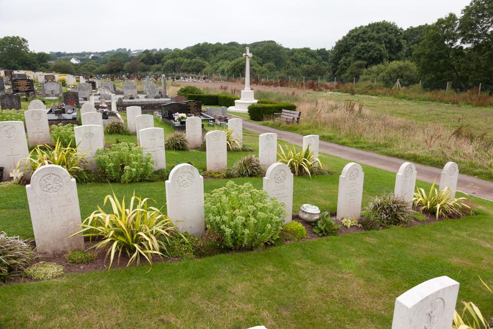 Dutch War Graves Milford Haven
