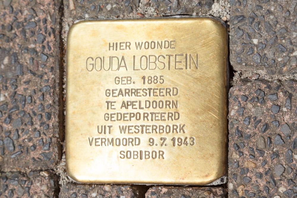 Stolperstein Muraltplein 44