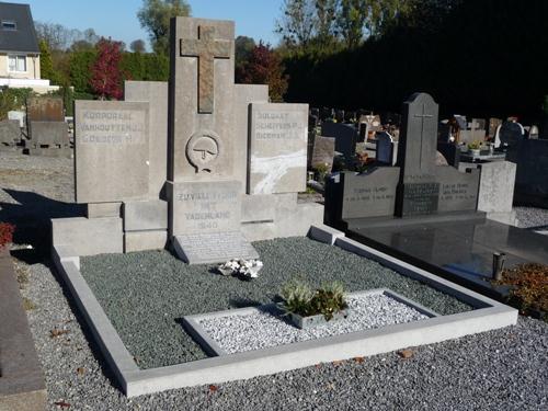 Nederlandse Oorlogsgraven Rooms Katholieke Begraafplaats Vaals