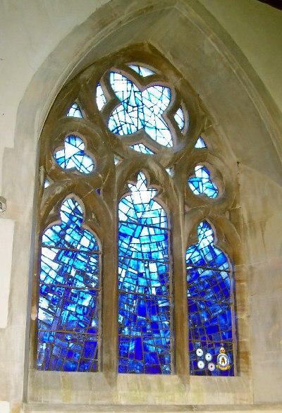 Memorial Window St Helen Church