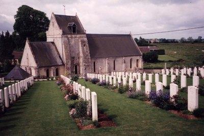 Oorlogsbegraafplaats van het Gemenebest Brouay