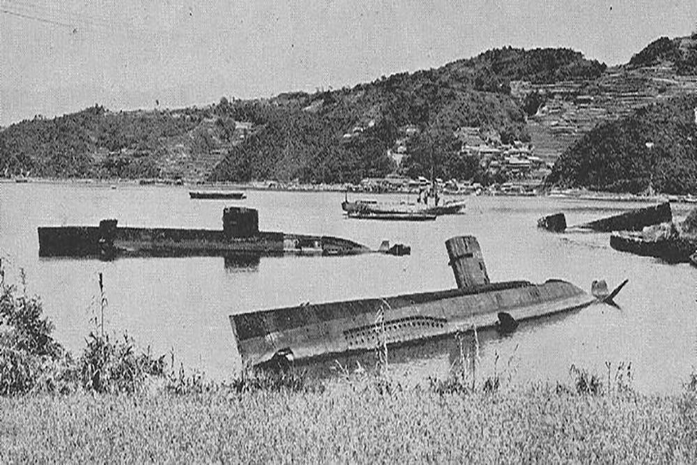 Port of Sasebo
