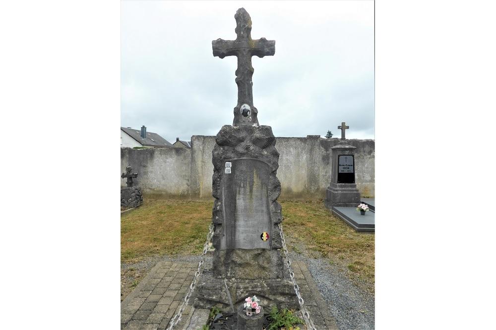 Belgian War Grave Offagne