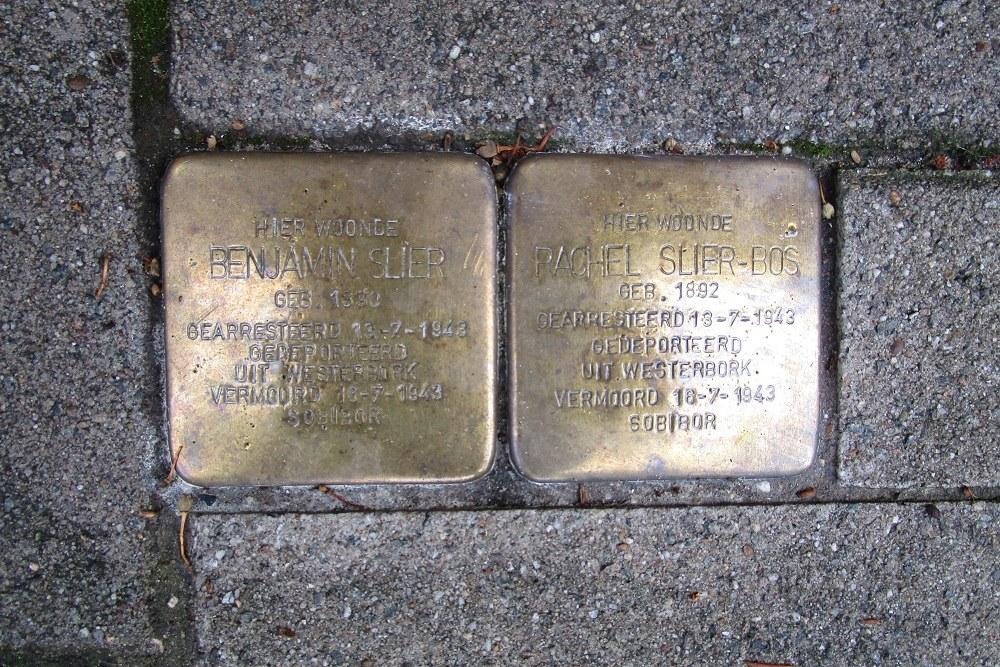 Remembrance Stones Deurloostraat 112
