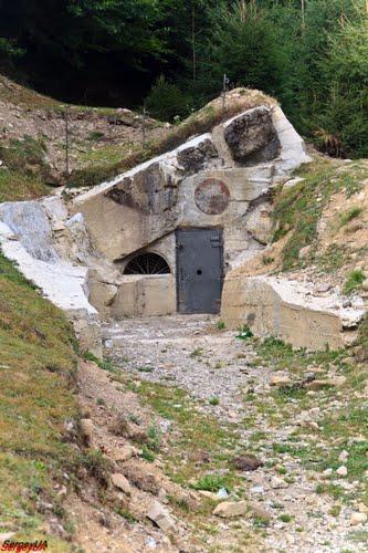 Árpádlinie - Bunkermuseum