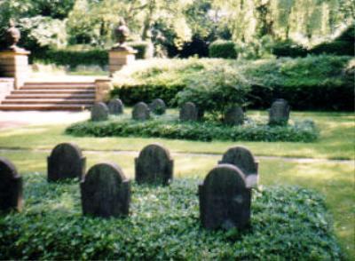 German War Graves Bochum (Blumenfriedhof)