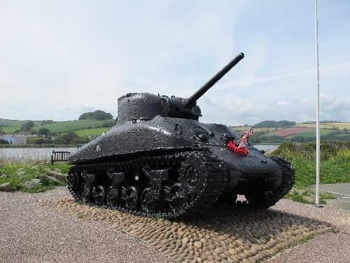 Sherman DD Tank Operation Tiger