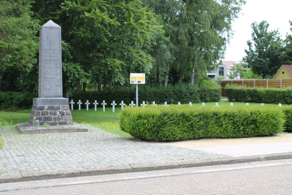 Treurgracht Leopoldsburg