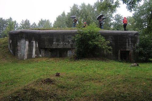 Fortified Region of Silesia - Heavy Casemate Nr. 19