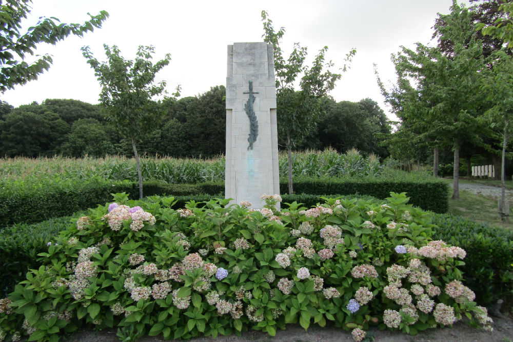 Monument And Place of Execution Waregem