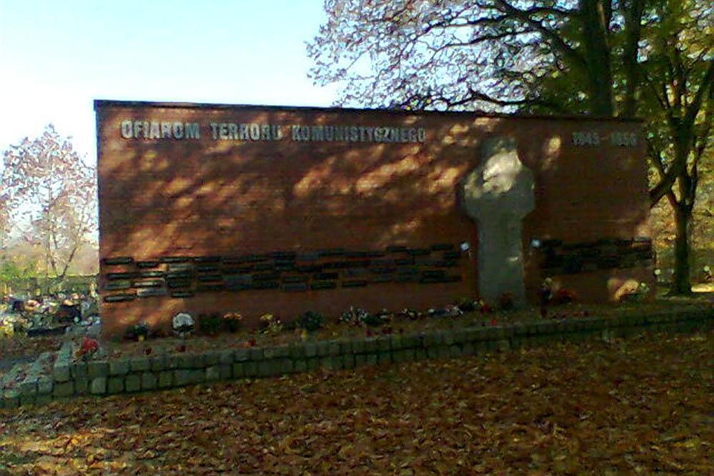 Monument Slachtoffers Stalinisme Wroclaw