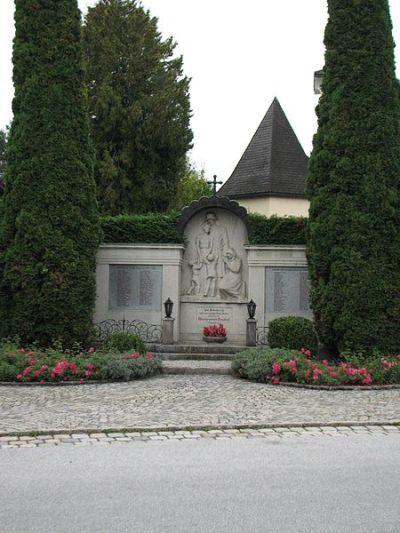 Oorlogsmonument Berndorf bei Salzburg