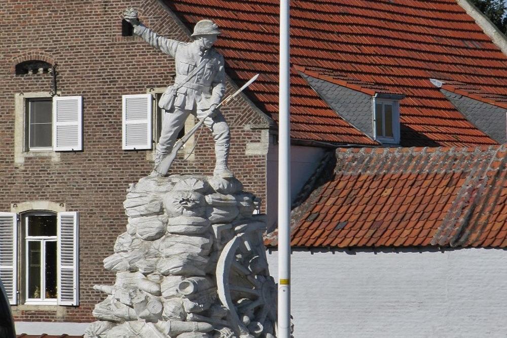 War Memorial Goetsenhoven