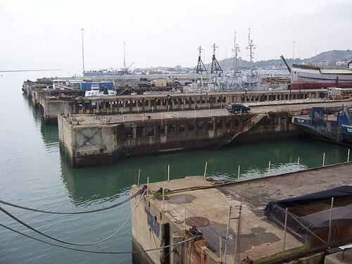Former Kaiser Shipyard No.3