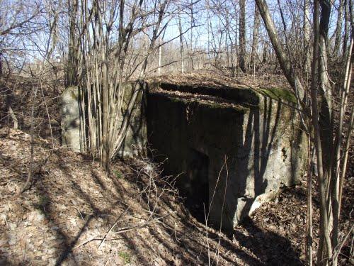 Kaunas Fortress - German Bunker