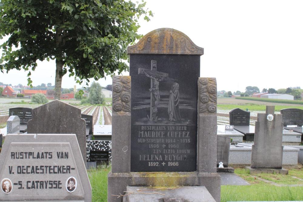 Veteran War Graves Staden Vijfwegen