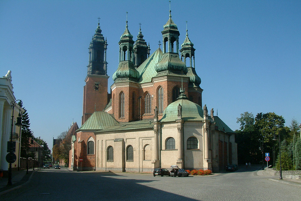 Archcathedral Basilica of St. Peter and St. Paul Poznan