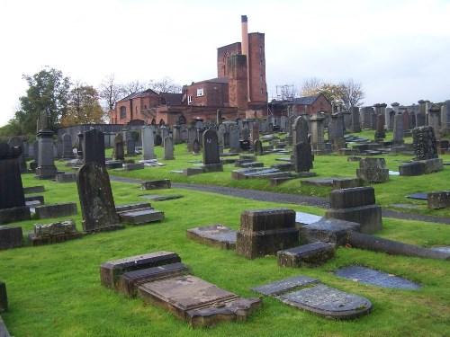 Commonwealth War Graves Garnethill Hebrew Congregational Burial