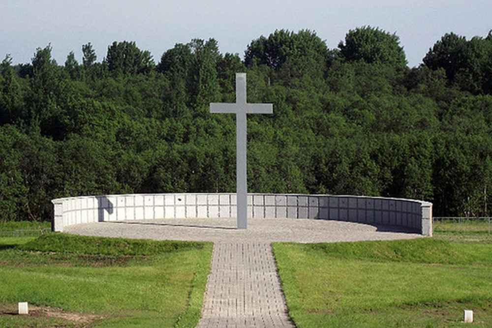 German War Cemetery Dukhovshchina