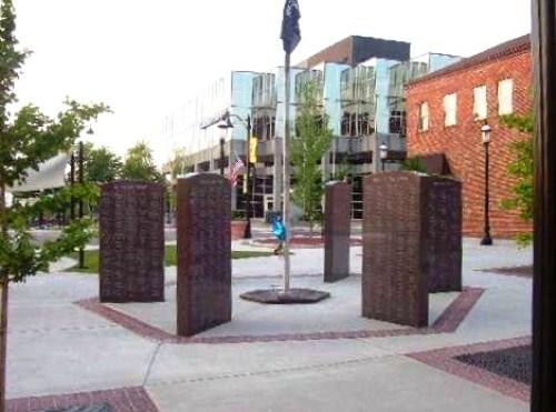 Veterans Memorial Belleville