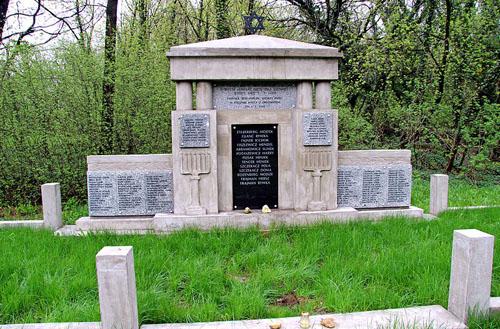 Joodse Begraafplaats Czestochowa