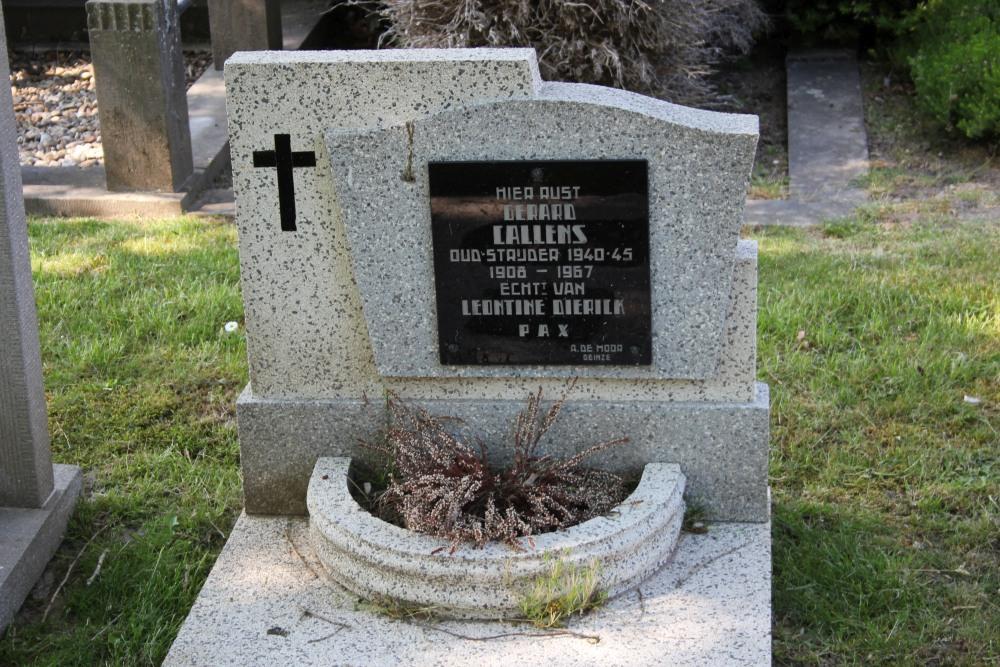 Veteran War Graves Mullem