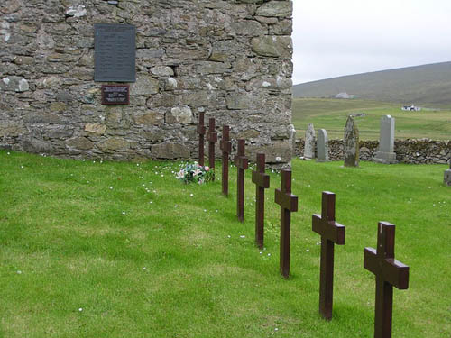 Noorse Oorlogsgraven Balliasta
