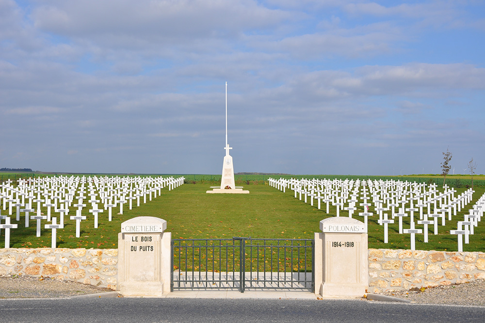 Poolse Oorlogsbegraafplaats Aubérive