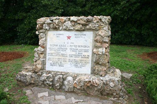 War Memorial Porec
