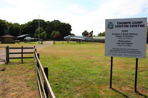Thorpe Camp Visitor Centre