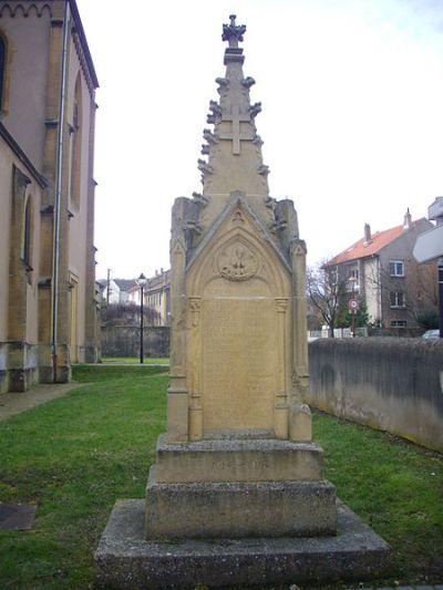 War Memorial Woippy